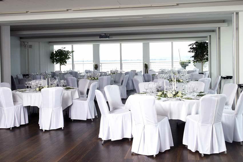 Hochzeitssaal Foto: Marina Lachen.