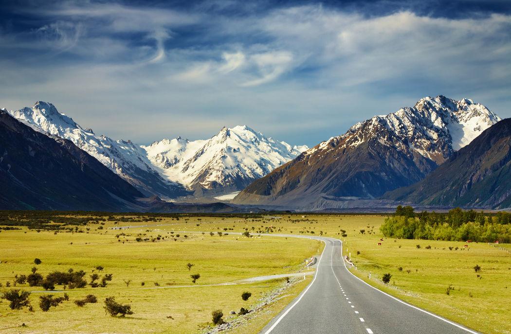 Lunas de Miel en Nueva Zelanda