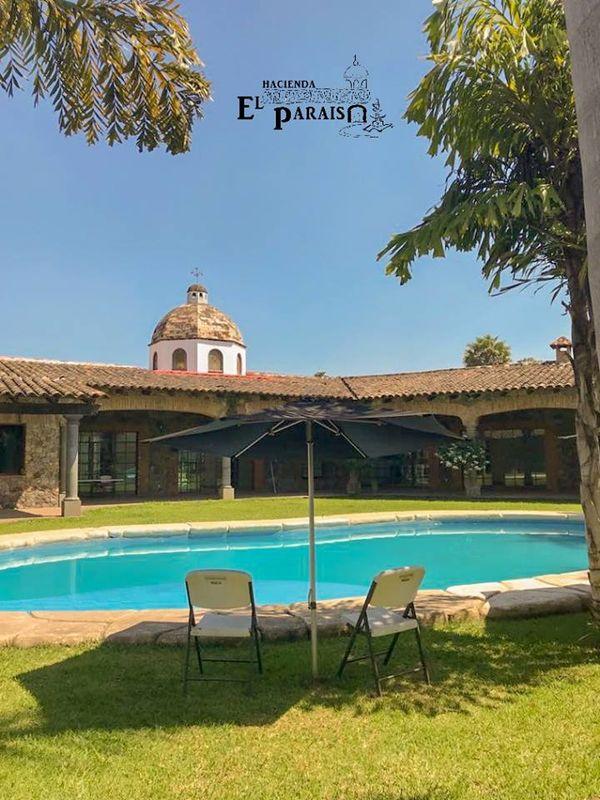 Hacienda El Paraíso