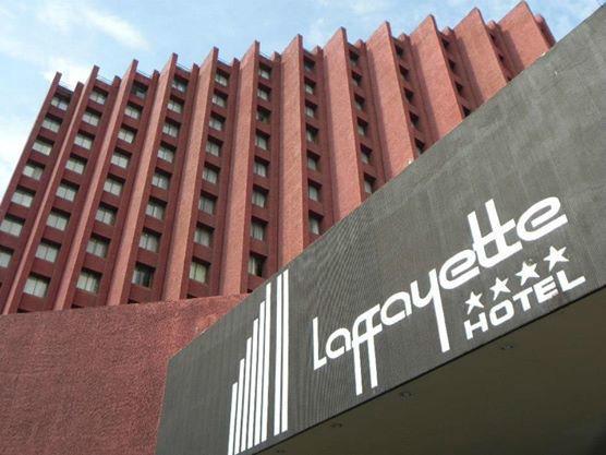 Hotel Laffayette Guadalajara