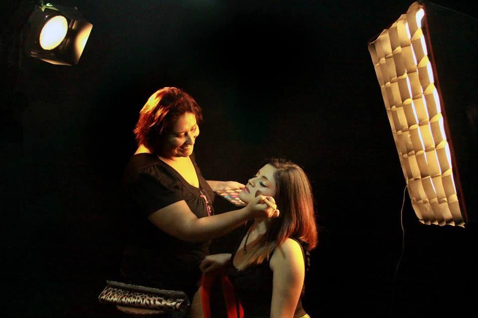 Jessica Make Up & Hair