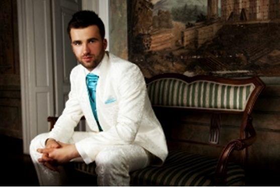 Moda męska na ślub Malibu
