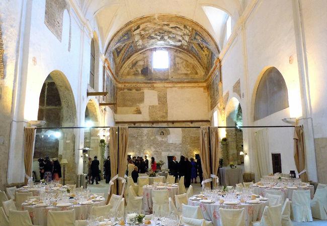 Abadía de Párraces Bodas