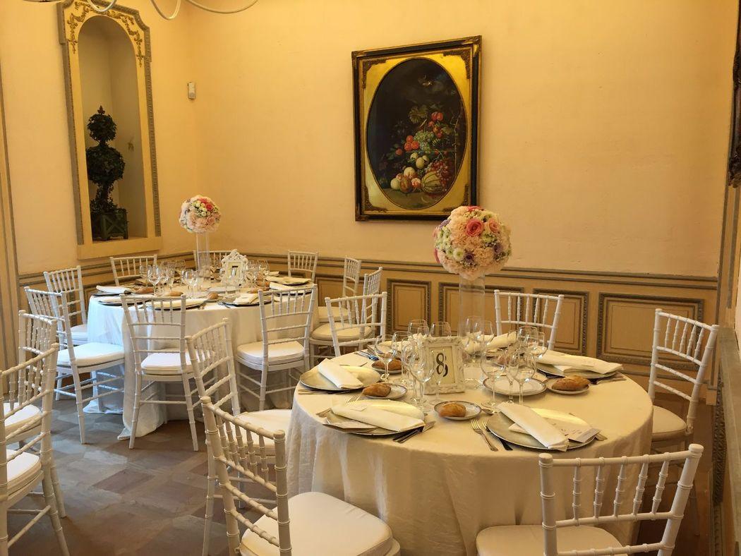 Bodas y Eventos - Palacio de Silvela
