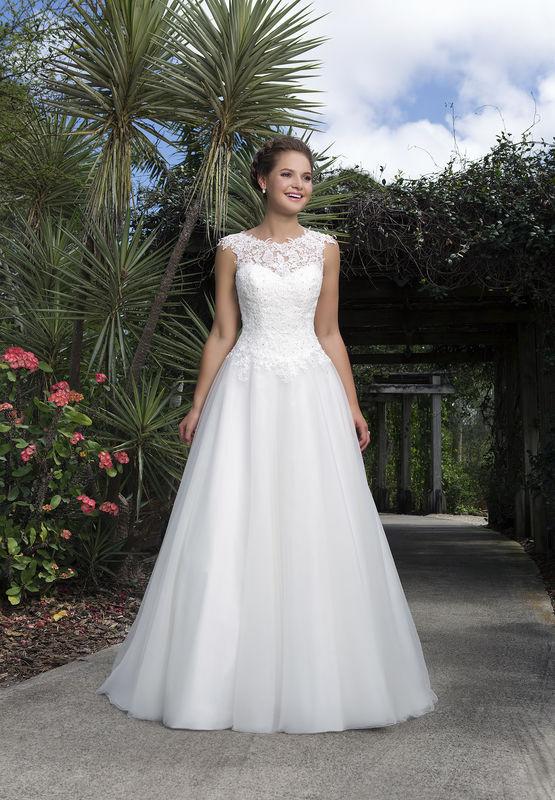 Sweet Heart Vestidos de novia Justin Alexander en México