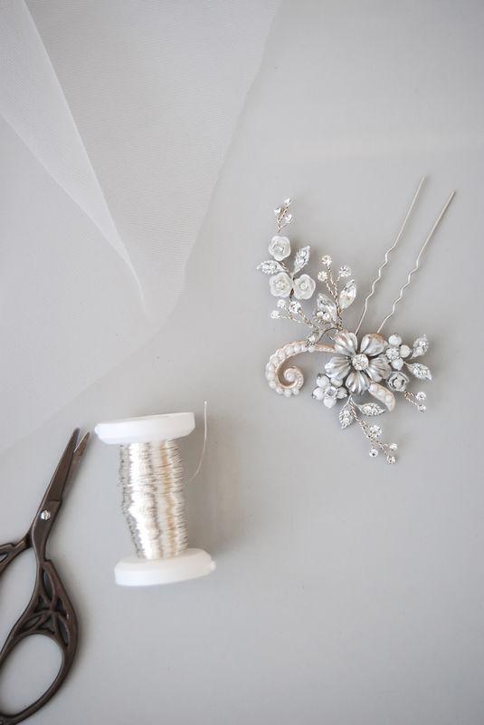 forcina gioiello in argento | Elibre Handmade