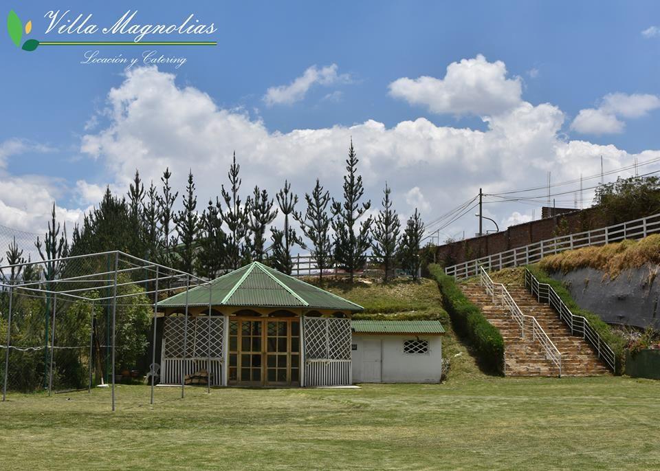 Villa Magnolias Locación y Catering
