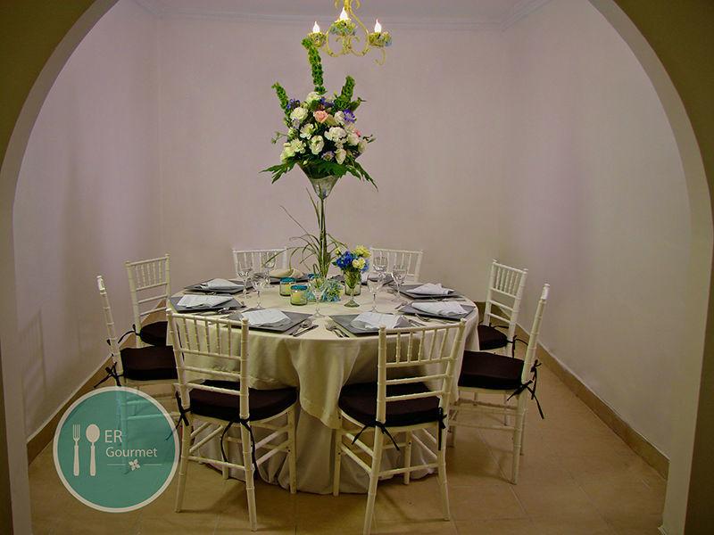 ER Gourmet empresa de banquetes para boda en el DF