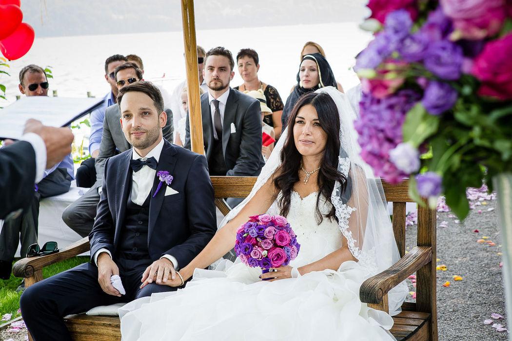 Das Traumich-Team: Hochzeitszeremonien und freie Trauungen