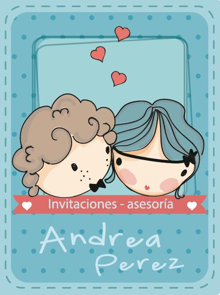 Andrea Pérez Invitaciones