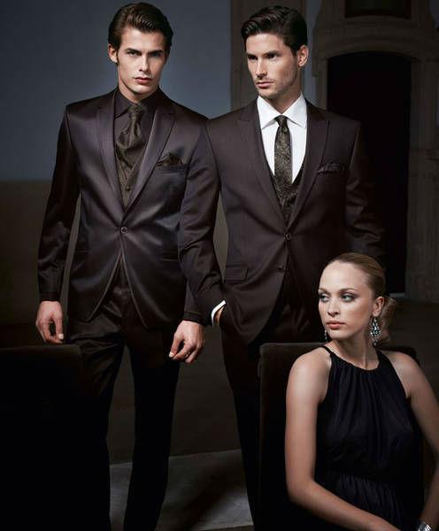 Beispiel: Kleiden Sie sich elegant ein, Foto: Teller Herren- & Hochzeitsmode.