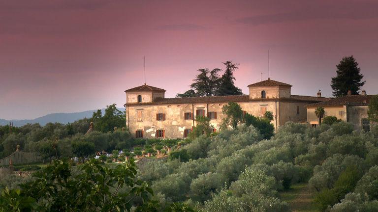 Villa Medicea di Lilliano, a dream come true