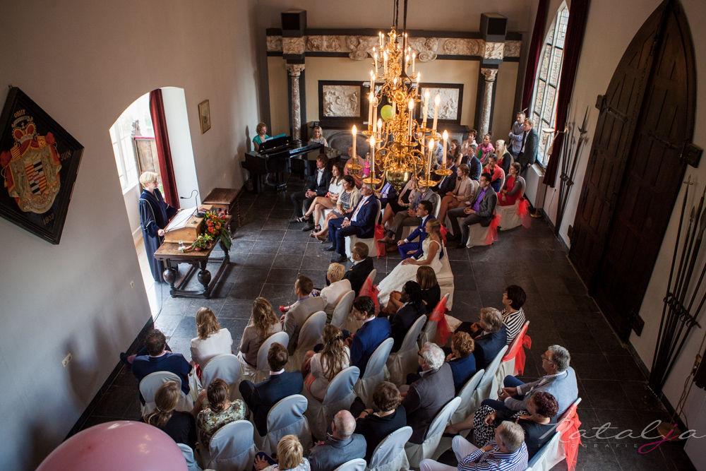 Kasteel Heeswijk trouwzaal