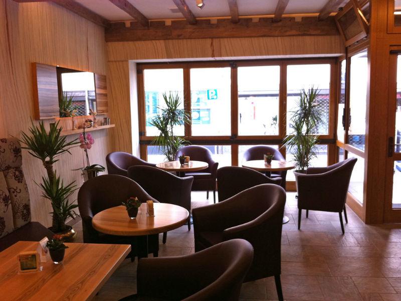 Beispiel: Wintergarten, Foto: AKZENT Hotel Posthotel.