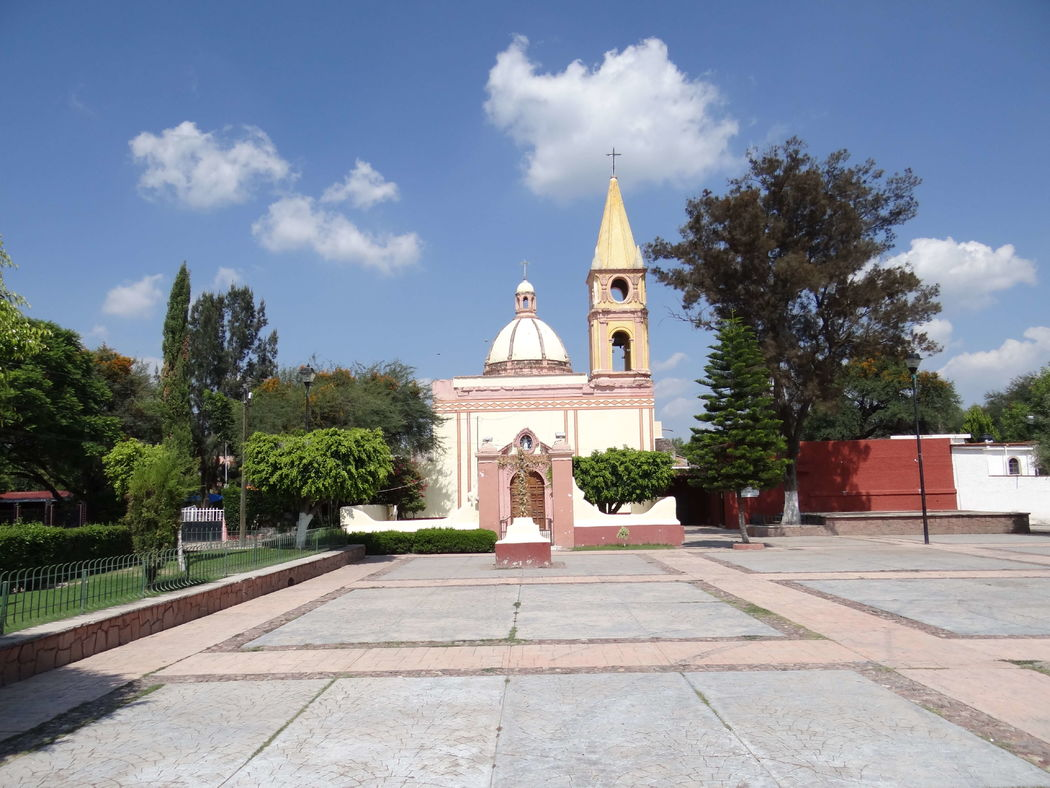 Hacienda San Cristóbal