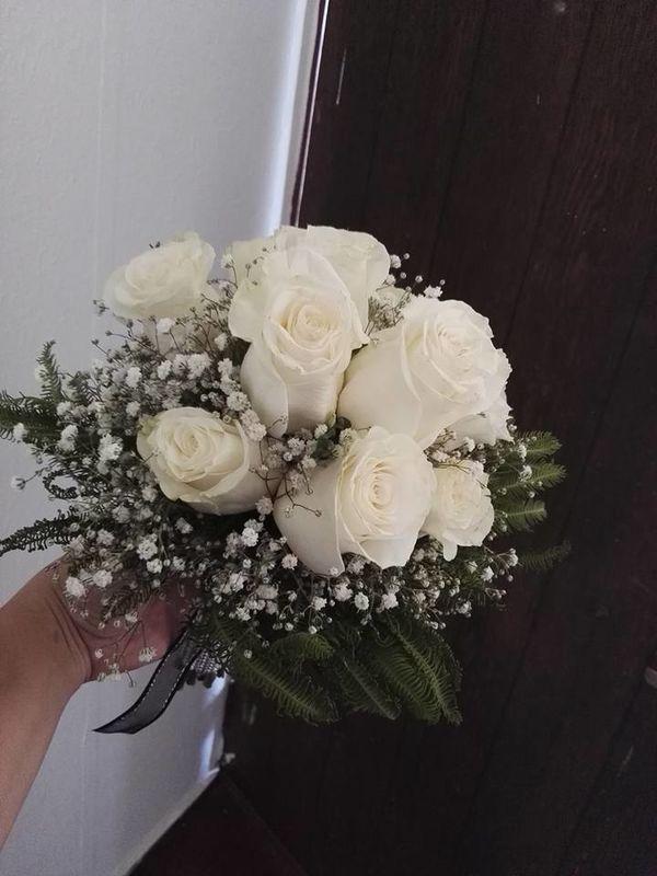 Entre flores y sabores