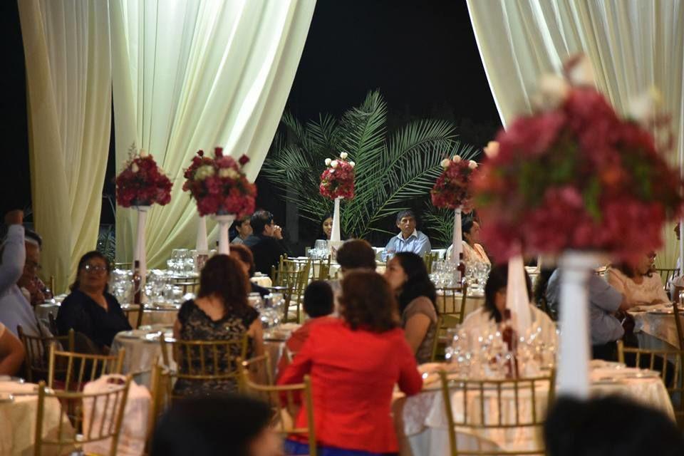 Mabel Albujar I Eventos & Catering