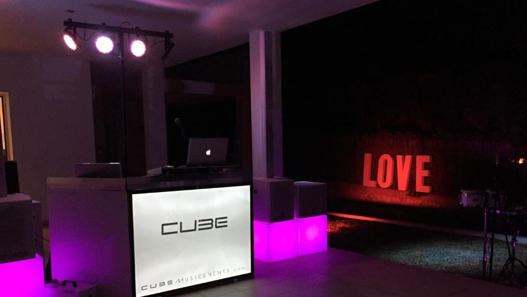 CUBE Music Events