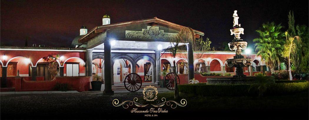 Hacienda Tres Vidas - Querétaro