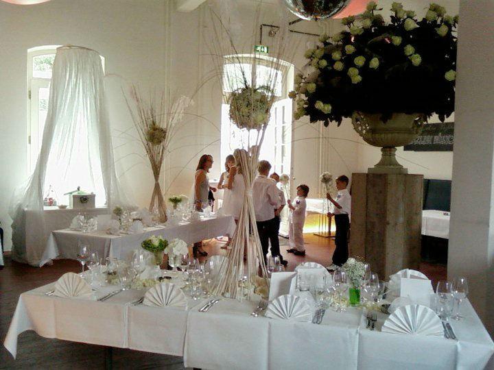 Beispiel: Ihr Event in eindrucksvollen Räumlichkeiten, Foto: Cantina Majolika.