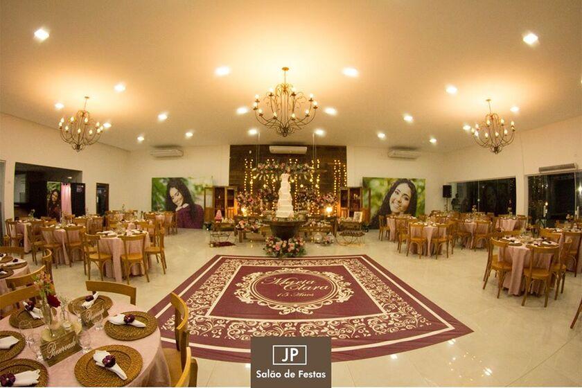 JP Salão de Festas