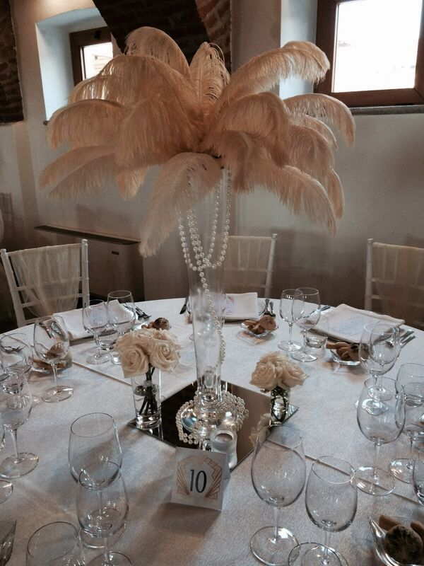 B&B Eventi Wedding - allestimento matrimonio anni '20