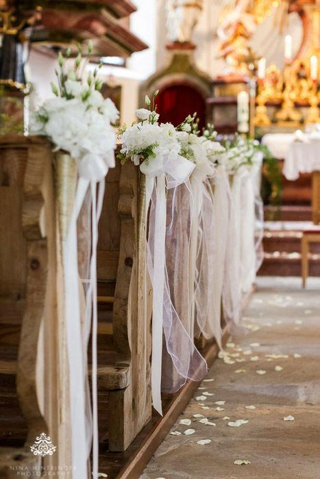 Dekoration in der Schlosskirche