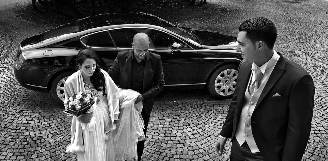 Cinisello Balsamo. Matrimonio a Villa Ghirlanda