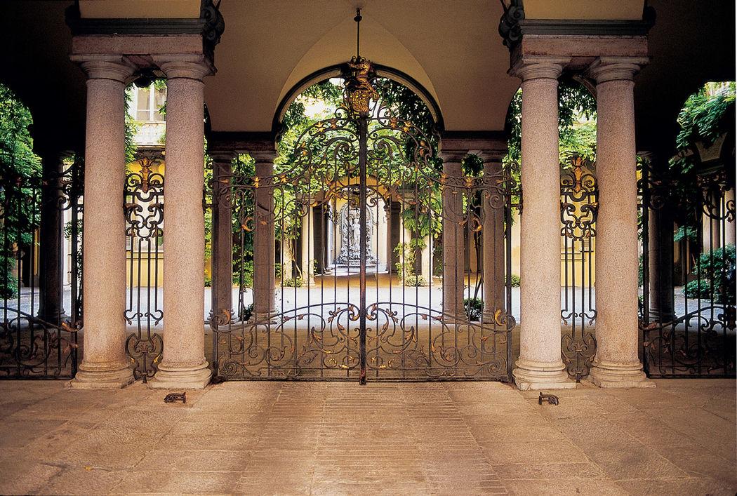 Cancello - Palazzo Visconti Milano