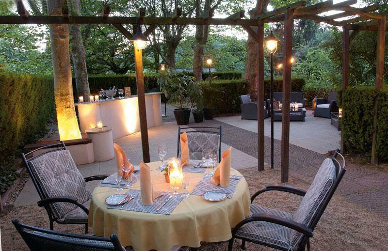 Beispiel: Romantik pur, Foto: Landhaus Diedert.