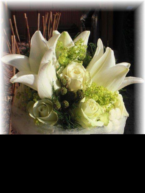 Weiße Lilien...eine Blüte mit Eleganz.