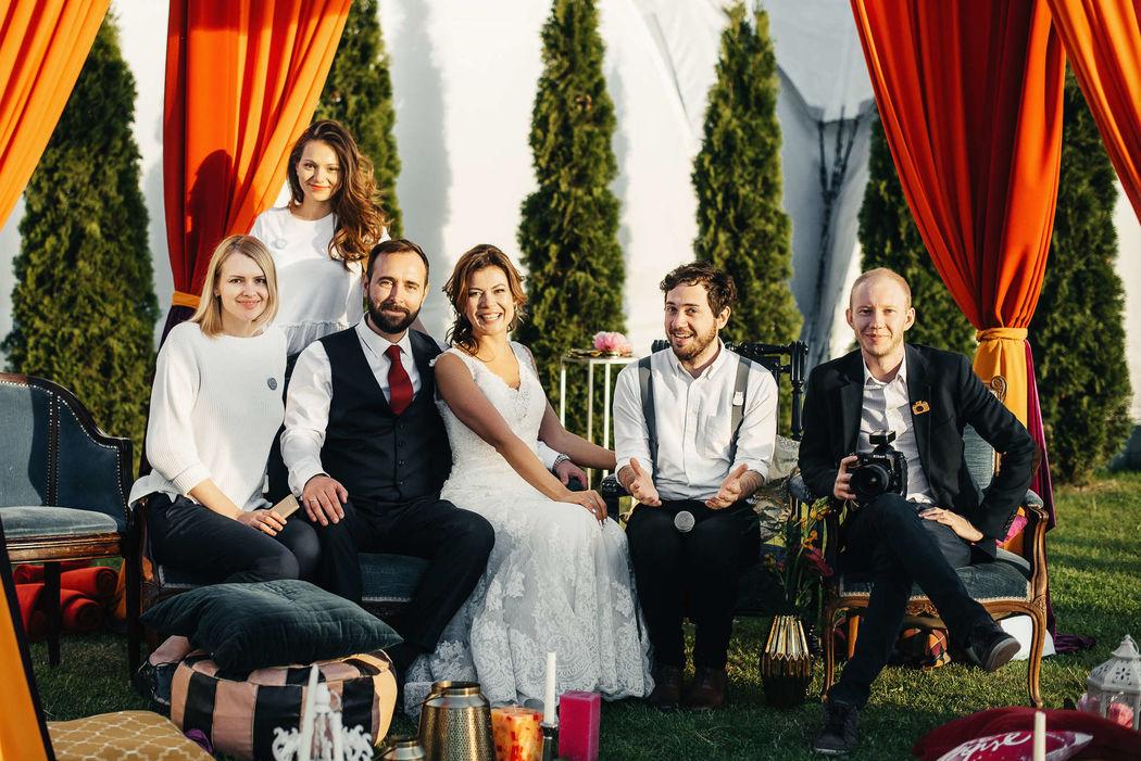 Marmelad Wedding