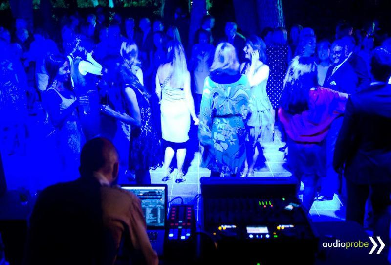 Sonorización e iluminación Audiprobe