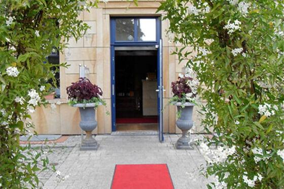 Beispiel: Eingang, Foto: Casa Italiana Da Alberto.