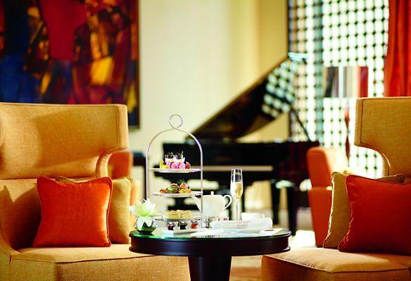 The Ritz Carlton