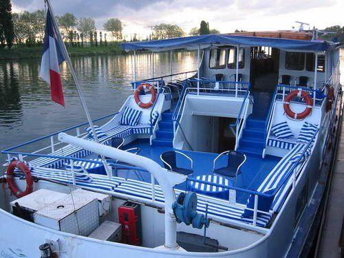 Croisières en Seine