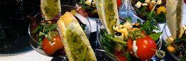 Beispiel: Buffets, Foto: Seepferdchen's Catering.