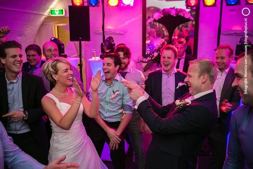 kasteel Heeswijk op de dansvloer bruiloftsfeest