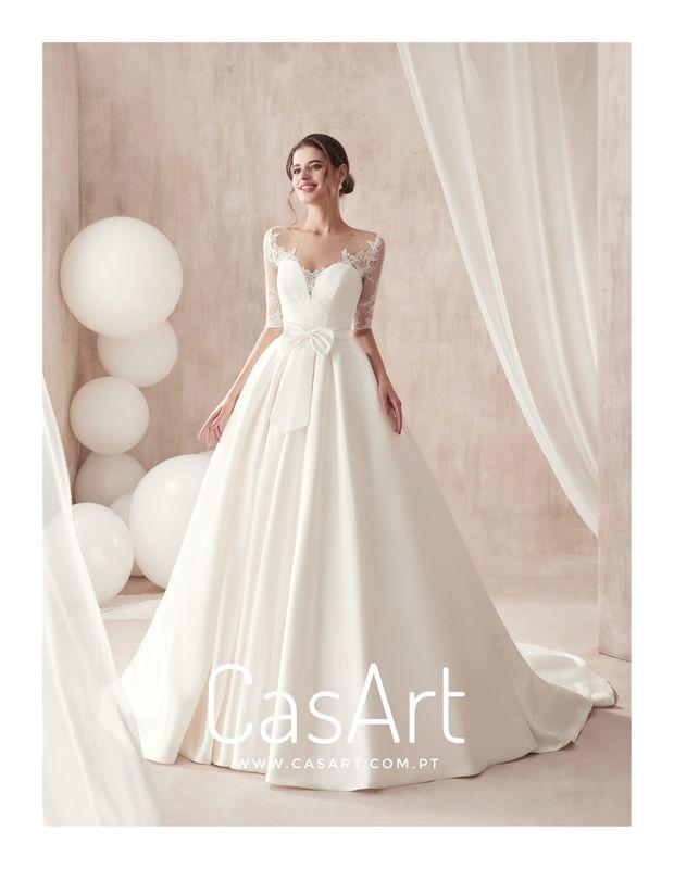 CasArt - Vestidos de Noiva