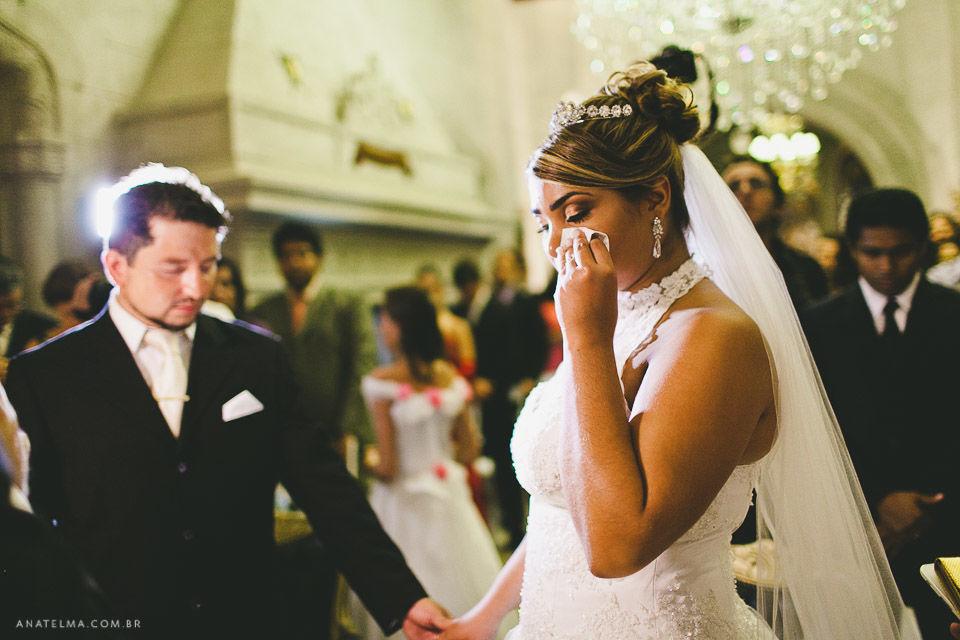Ana Telma - Casamento: Luiza e Renato - Cerimônia no Castelo de Itaipava - RJ