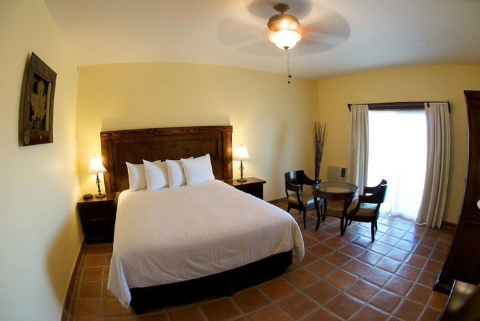 Hotel Hacienda Guadalupe en Ensenada