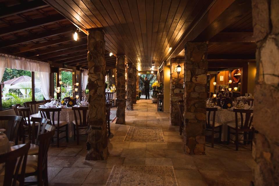 Garten Haus Café Colonial