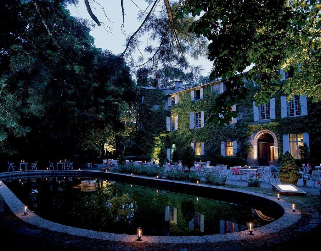 Hôtel Restaurant Château D'Ayres