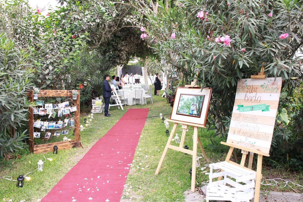 Wedding Planner - Stefany Monago