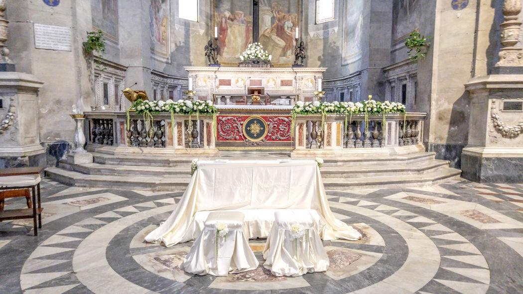 WishVersilia- church ceremony