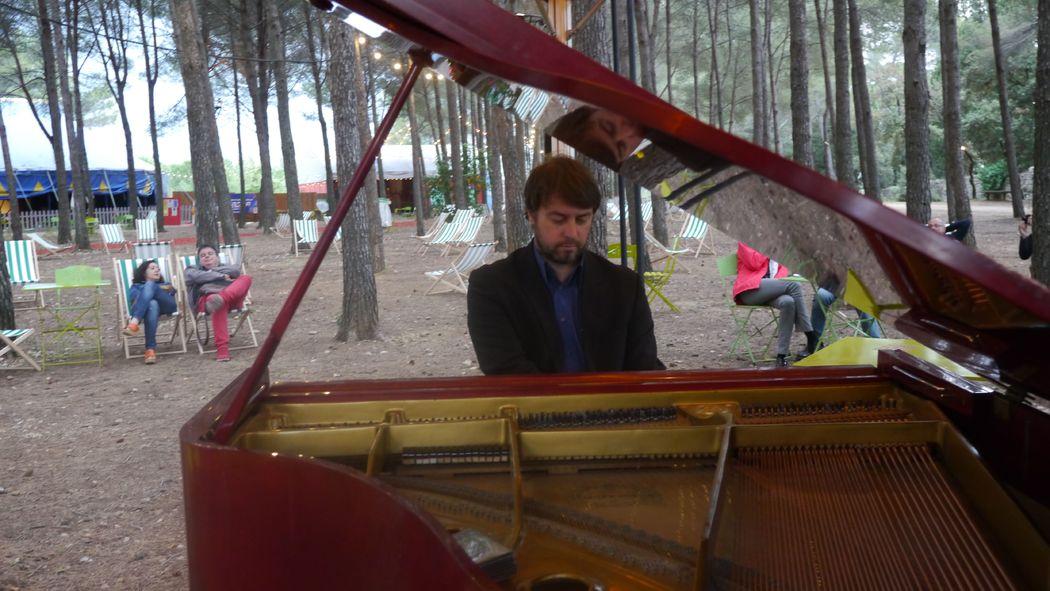 Le Piano Voyageur
