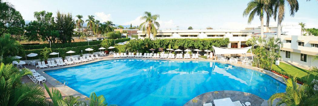 Hotel Puerta Paraíso Cuernavaca, para que celebres tu boda