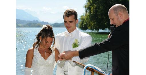 Beispiel: Unvergessliche Momente, Foto: Hochzeitscouch.ch.