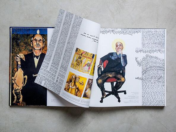 Projetos editoriais para livros de arte