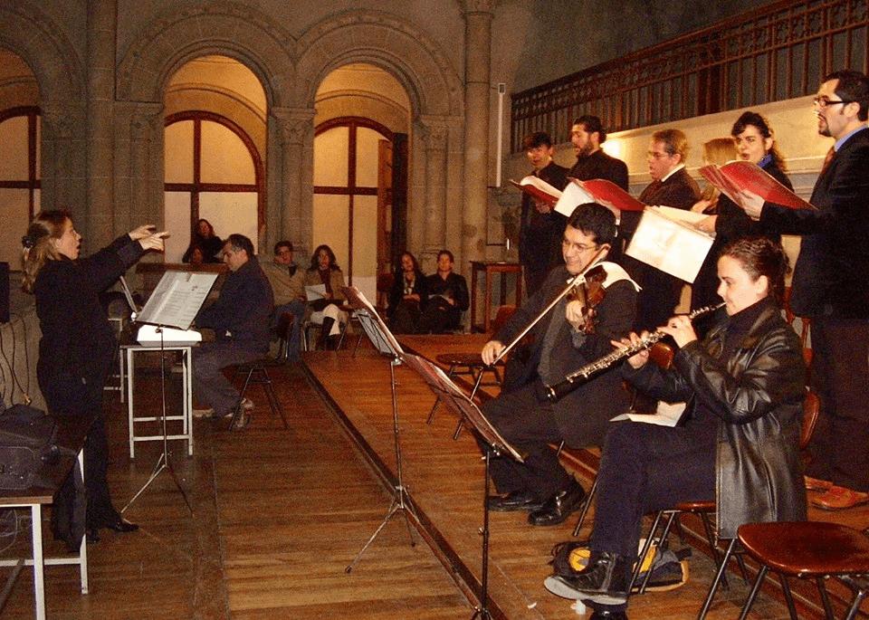 Abadía Coral y Orquesta